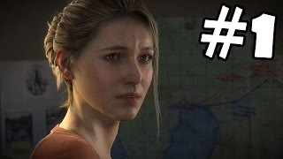 Uncharted 4 Gameplay Walkthrough Part 1 E3 2014-2015 Demo Let's Play Playthrough HD
