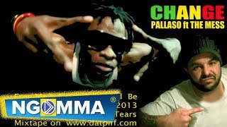 Gambar cover PALLASO ft THE MESS - Change NEW African Tears Mixtape