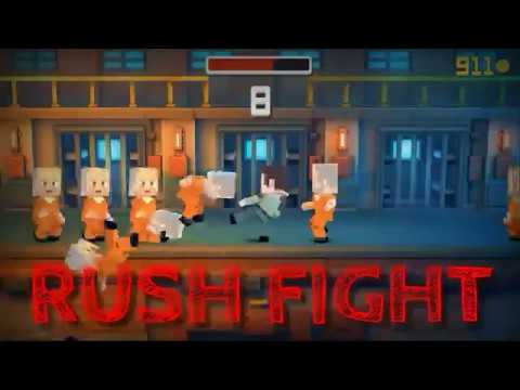 RUSH FIGHT 700 SCORE NEW RECORD