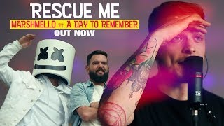 Marshmello   Rescue Me Ft. A Day To Remember (Vocal Cover)