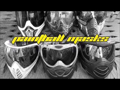 Paintball Masks – How To Choose The Right Mask For You