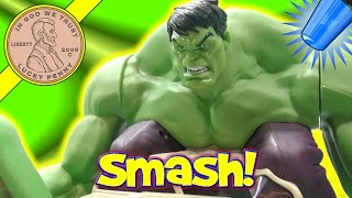 Hulk Smash Remote Control Extreme Vehicle