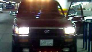 preview picture of video '4X4 Toyota 4Runner'
