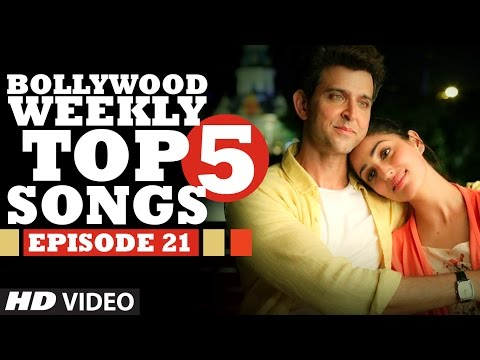 Download Bollywood Weekly Top 5 Songs | Episode 21 | Hindi Songs 2016 | T-Series HD Video