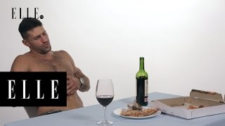 Ate Too Much Workout with Noah Neiman | ELLE