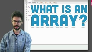 7.1: What is an array? - p5.js Tutorial
