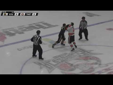 Nicolas Dumulong vs. Hubert Poulin