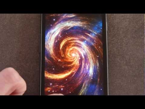 Vídeo do Galaxy Pack