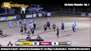 Prairie Grove (52) vs Crossett (0) 2012