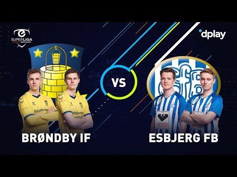 Brøndby IF vs. Esbjerg fB