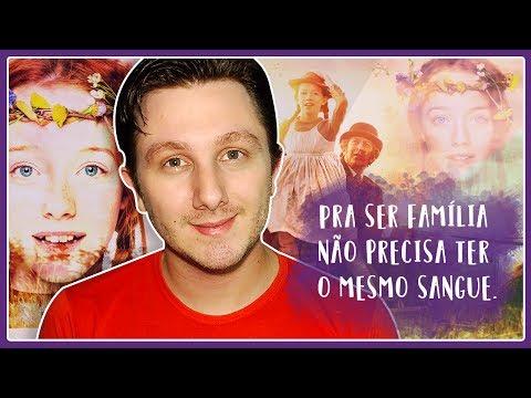 ANNE WITH AN E ENSINANDO O QUE É UMA FAMÍLIA DE VERDADE | @_mdevaneios