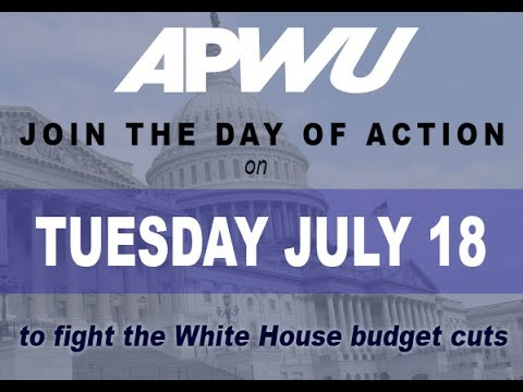 Day of Action: July 18, 2017 - The National President's