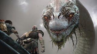 GOD OF WAR 4 Gameplay Walkthrough DEMO PS4 Exclusive 2017 - Developer Commentary