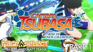 Captain Tsubasa: Rise of New Champions (The Dojo) Let's Play - Part 1