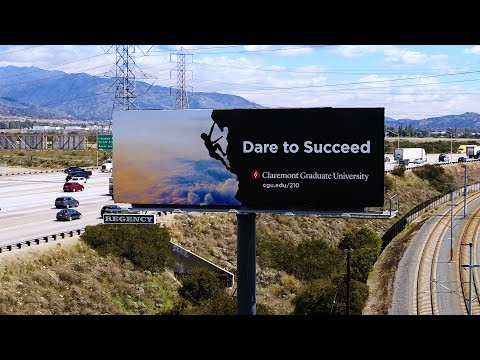 Dare to Succeed at Claremont Graduate University