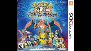 Drilbur  - (Pokémon) - Pokemon Super Mystery Dungeon OST: Drilbur Coal Mine