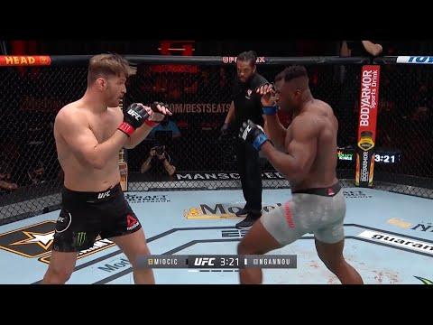 UFC 260: Miocic vs. NGannou 2 – highlights
