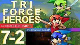 Soluce Tri Force Heroes : Niveau 7-2