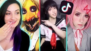 REACTING TO COSPLAY TIK TOK VIDEOS