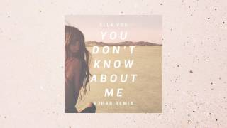 You Don't Know About Me (remix)