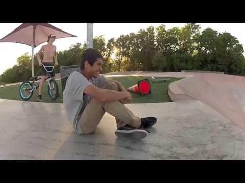 Pflugerville Skatepark Montage: Part One