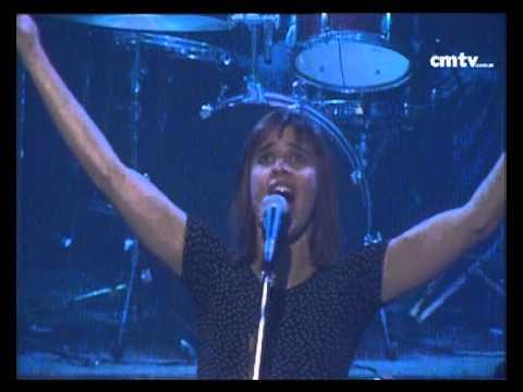 Fabiana Cantilo video Fugitiva perpetua - CM Vivo 1998