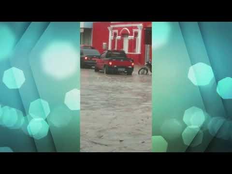 Cidades do Agreste sofrem com chuva; veja vídeos