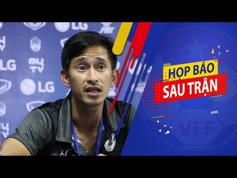 Trợ lý HLV Philippines ấn tượng với màn lội ngược dòng của U22 Việt Nam