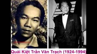 Trần Văn Trạch - Tơ Sầu (Lâm Tuyền - Dạ Chung)