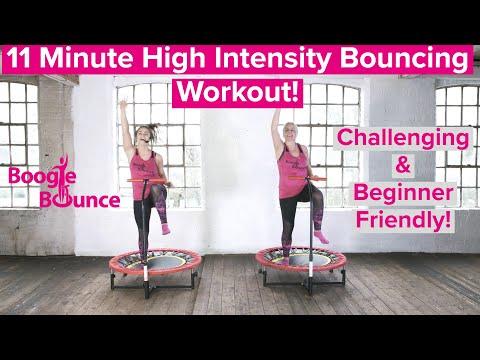 Ar galite numesti svorio dėl Boogie Bounce)