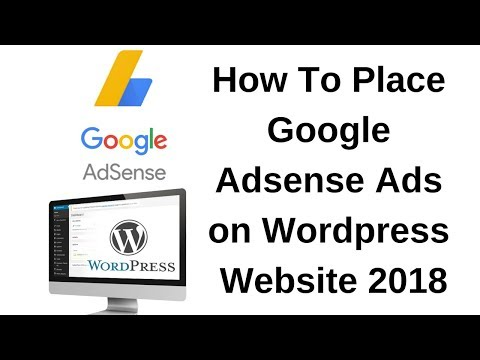 How to Display Google Adsense Ads on Your Wordpress Website