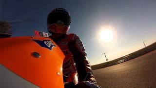 Een rondje met Repsol Honda coureur Marc Marquez over het nieuwe Circuit of the Americas
