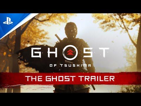 Bande-annonce de l'histoire en VF de Ghost of Tsushima