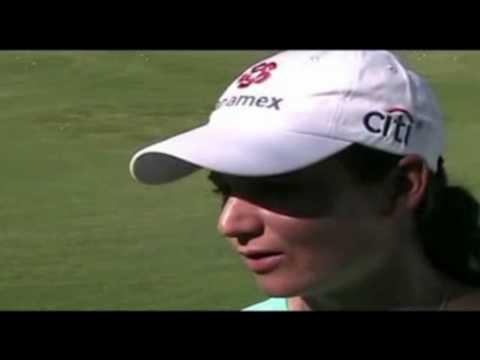 Golf in Mexico - Lorena Ochoa Interview