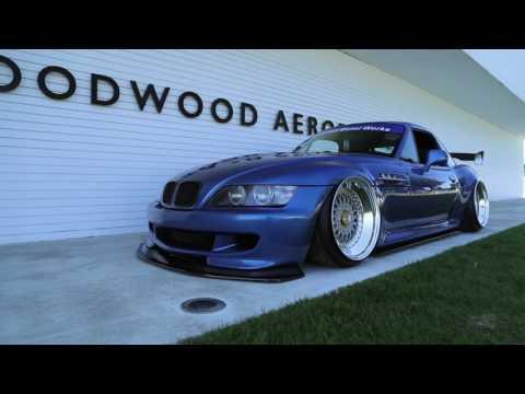 BMW Z3 on Air Suspension - #LIFEONAIR