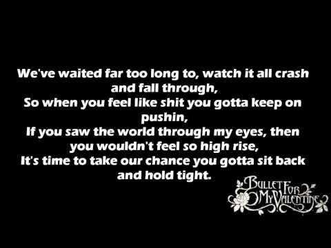 Bullet For My Valentine - Curses (Alternative Extended Mix) HD lyric