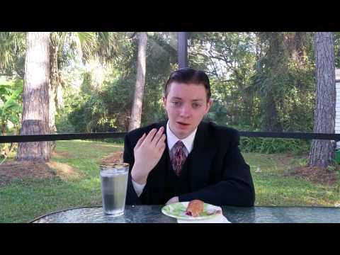 Krispy Kreme Raspberry Jelly Doughnut – Review