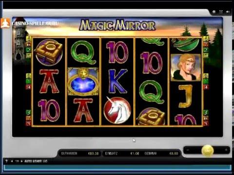 Magic Mirror – Lukrativer Spielautomat mit Merkur Magie