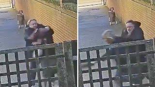 Video: Těhotná ortodoxní Židovka brutálně zbita na londýnské ulici