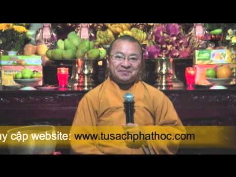 Các lễ quan trọng người Phật tử cần tham dự (14/02/2014) - Thích Nhật Từ