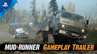 Picture of a game: Mudrunner