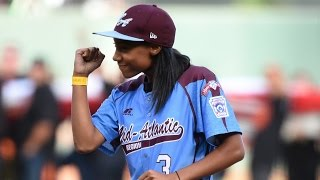 Mo'ne Davis: 2014 Sports Illustrated Kids SportsKid Of The Year