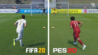 FIFA 20 vs PES 20 ⁞ Penalty Kicks – Which one is better?