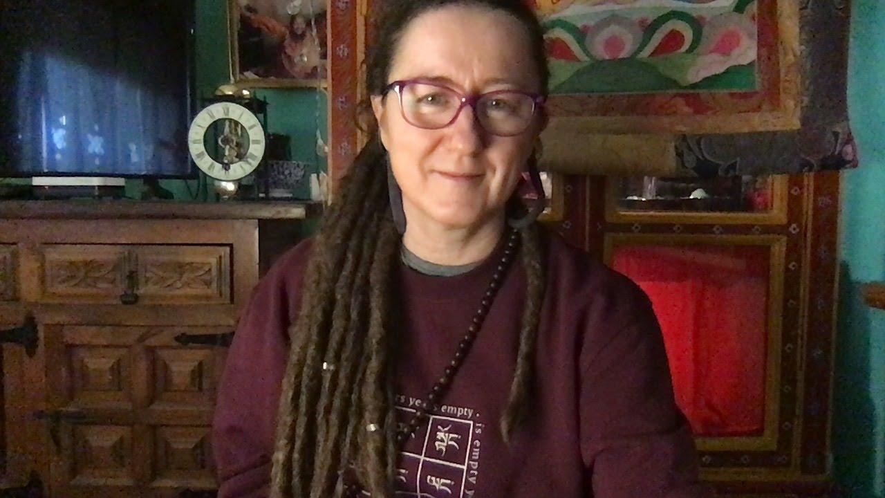 Lama Gangchen Tantric Self-Healing 2- Commentary by Lama Caroline - part 36 (EN)