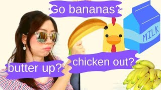 Go bananas 不是去拿香蕉|有趣片語