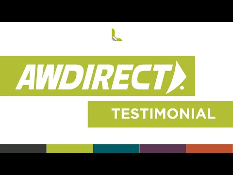 Customer Testimonial - AW Direct