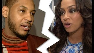 YBW: LaLa Anthony Leaves Carmelo... What Happens Now?