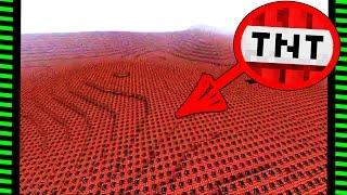 ЧТО БУДЕТ ЕСЛИ ВЗОРВАТЬ МИР ИЗ 100000000 ТНТ ? - МАЙНКРАФТ ИНТЕРЕСНЫЕ ФАКТЫ ПРО ДИНАМИТ | ИСПЫТАНИЕ