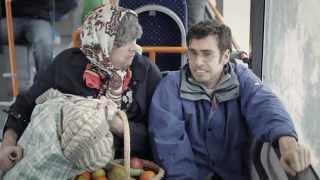 JPP Prednost za vse  - Babica gre na bus