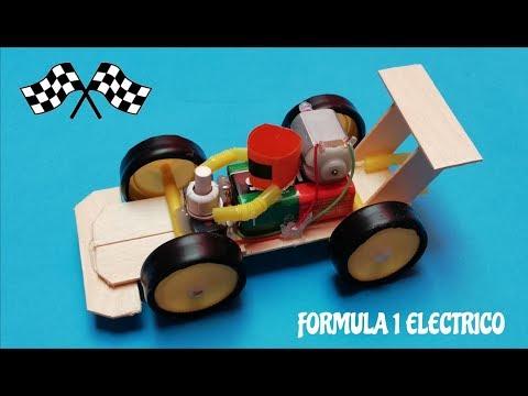 Como hacer un coche eléctrico casero